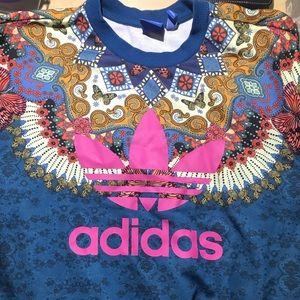52438bff96d adidas Sweaters | X Farm Borbomix Crew Neck Sweatshirt | Poshmark